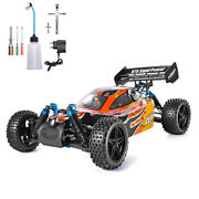 Hsp 4wd Two Speed Off Road Nitro Gas Power Remote Control Rc Car 110 Scale