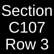 4 Tickets Genesis 11/30/21 Rocket Mortgage Fieldhouse Cleveland Oh