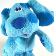 Blues Clues Boogie Blue Singing Dancing Interactive Toy Plush Fisher Price 2003