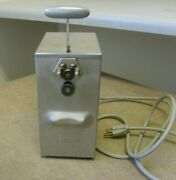 Edlund Can Opener Model 203 Works Vintage Electric Can Opener High Low Switch