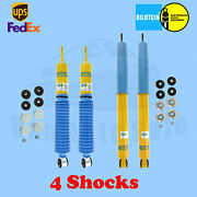 Bilstein B6 4600 Front And Rear Shocks For Ford E-350 75-`91 Econoline Kit 4