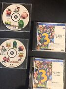 Set Toy Story 3 Bvp Marketing Dvd-rom Bus Shelters And Clings Dvds
