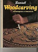 Woodcarving Hardcover Sunset Books
