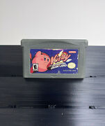 Kirby Nightmare In Dream Land Gba Cartridge Only Authentic Tested
