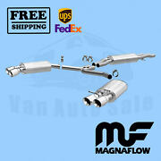 Exhaust - System Kit Magnaflow Fits Audi S4 10-16 High Quality Best Power