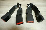 2020 Chevrolet Equinox Rear Left And Right Seat Belt Clip Latch Buckle Set Oem
