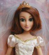 Disney Store Wedding Rapunzel Classic Doll From Tangled Doll - New