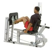 Body-solid Lp40s Leg Press Option For Exm4000s W/weight Stack New
