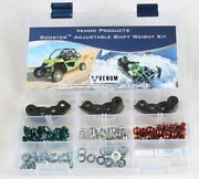 930994 Venom Products Rooster Weights Arctic 60-80g 3pk