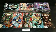 Jla, Complete 1997 Series Issues 1-125 + 4 Annuals, + 9 Specials High Grade