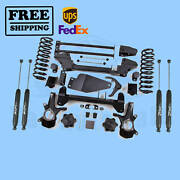 Zone 6 Lift Kit For Chevy/gmc Suburban 2000-2006 And Suv 4wd Gas