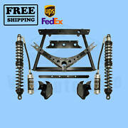 2007-2014 Jeep Wrangler 0-3 Rear Coilover Conversion System - Stage 2 Icon
