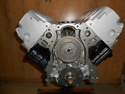 5.3l Gm Vortec Reman Long Block Engine And03999-and03907-cast Iron Block-no Core Charge