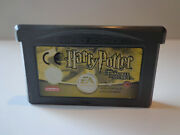Gameboy Advance Harry Potter And The Chamber Of Schreckens Module Pal