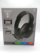 Casque Dand039andeacutecouteurs - Turtle Beach Recon 200 Xbox Oneps4ps5switch Andagrave Ovp