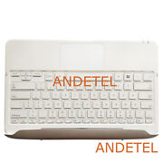 Samsung Xq500t1cc Xe500t1c Tablet Pc Us Keyboard Dock Palmrest Cover White New