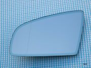 2004-2009 Oem Audi A3 A4 A6 Rs4 Left Side Auto Dim Heated Mirror Glass Euro Type