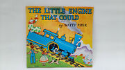 1961 The Little Engine That Could Watty Piper George And Doris Hauman Scholastic