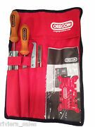 Oregon 558488 Chainsaw Sharpening Filing Kit Pouch Fits Stihl 009 Typ 91 Picco