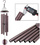 Wind Chimes Outdoor Deep Tone, 45 In Memorial Wind Chimes Large