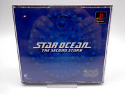 Ps1/playstation 1 Game - Star Ocean The Second Story Boxed Ntsc Jp Import