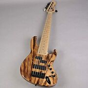 New Atelier Z Beta-6 / 32 Inch 6 String Bass Electric Bass Guitar From Japan
