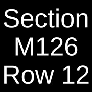3 Tickets Andrea Bocelli 12/2/21 Rocket Mortgage Fieldhouse Cleveland Oh