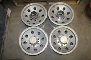1979-1991 Chevrolet Blazer Gmc Jimmy Truck Wheels 4x4 15 X 7 6 Lug 5.5 Bolt