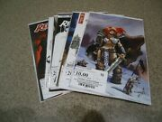 Red Sonja Lot Of 8 Incentive Covers