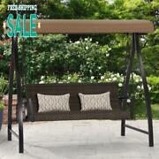 Springdale Woven Patio Swing Contact For Availability In Your Area