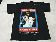 1995 Absolutely Fabulous Sweetie Darling Cult Bbc Tv Show Vintage T Shirt L
