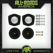 Fits 06-10 Jeep Xk Commander 4x2 4x4 3 Front + 3 Rear Spring Spacers Lift Kit
