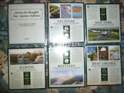 Pcs Stamps And Coins America The Beautiful State Quarter Collection Volume Two