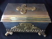 Mitropolit Russian Imperial Silver 84 Religious Cardinal Old Box Antique Russia