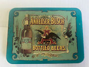 Anheuser Busch Bottled Beers 2 Playing Card Deck All There Rare Vhtf Vintage