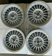 Bmw 2002tii 2002 320i 323i O.z Racing Rims Staggered Refinished