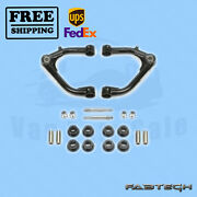 0-6 Uniball Upper Control Arms Only Fabtech For 2014-17 Gm C1500 2wd/4wd