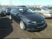 Driver Left Front Door Express Power Down Only Fits 16-18 Cruze 1926712