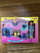 Galoob Secret Places Family Room In A Tv Sealed In Box