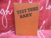 Test Tube Baby Sam Fuller Hard Cover Book First Edition Godwin Publishers 1936