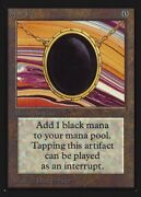 Mox Jet Not Tournament Legal Collectorsand039 Edition Mint Rare Card Abugames