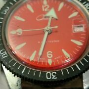 Chateau Brand 1970's Rare Vintage Swiss Made Diver's Watch