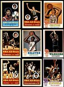 1973-74 Topps Basketball Complete Set 5.5 - Ex+