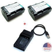 Battery /charger For Sony Hdr-cx410v Hdr-cx430v Hdr-cx500v Hdr-cx505e Hdr-cx510v
