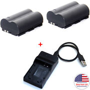 Battery /charger For Bp-511 Canon Power Shot G1 G2 G3 G5 G6 Pro 1 Pro 90 Is 90is