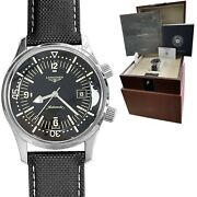 Longines Sports Legend Diver 42mm Stainless Steel Automatic L3.674.4.50.0 Watch