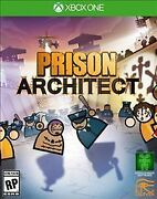 Prison Architect - Xbox One Sold Out Video Game Used - Good