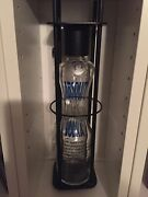 Absolut Vodka Bottle Empty No Alcohol With Stand, Very Rare
