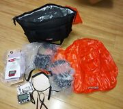 Raceceiver Truscan 1600 Avcomm H100 Full Set Bag And Extras