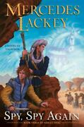 Spy, Spy Again Valdemar Family Spies Lackey, Mercedes Hardcover Collectible